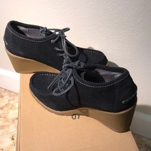 bd14c761cfb Sperry Top-Sider Shoes - Sperry Stella keel black suede size 9.5 m booties